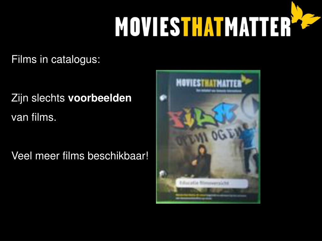 Films in catalogus: