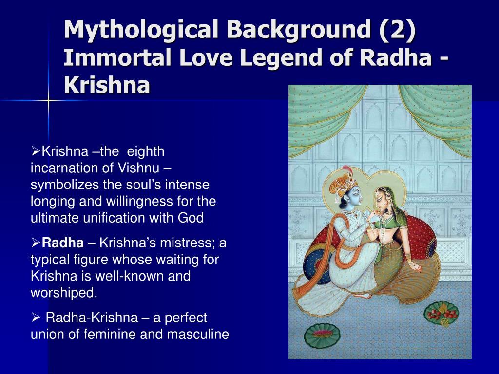 Mythological Background (2)