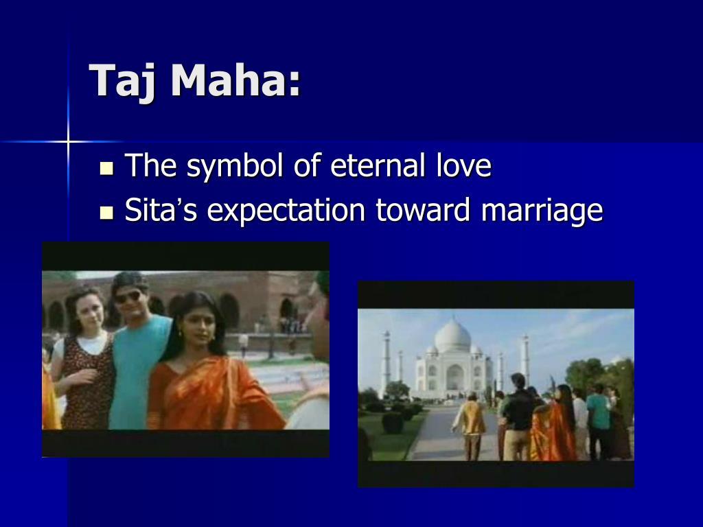 Taj Maha: