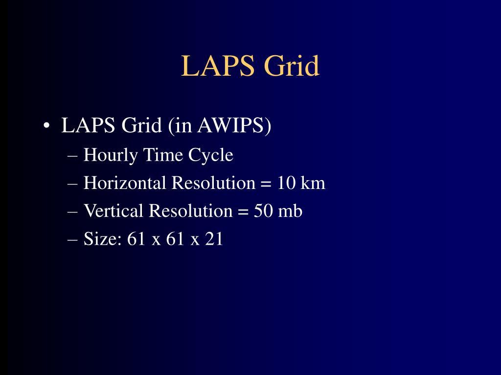 LAPS Grid