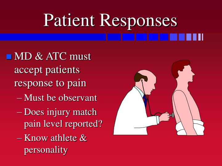 Patient Responses