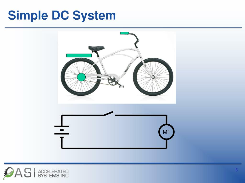 Simple DC System