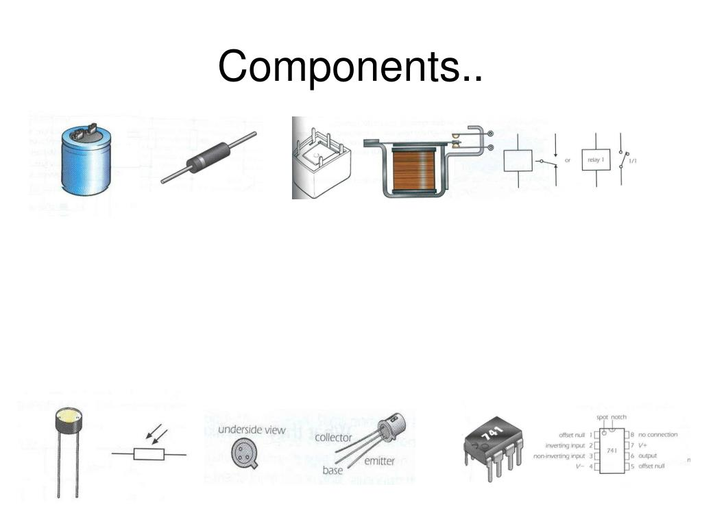Components..