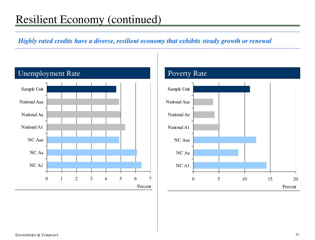 Resilient Economy (continued)