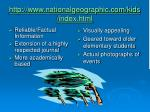 http www nationalgeographic com kids index html