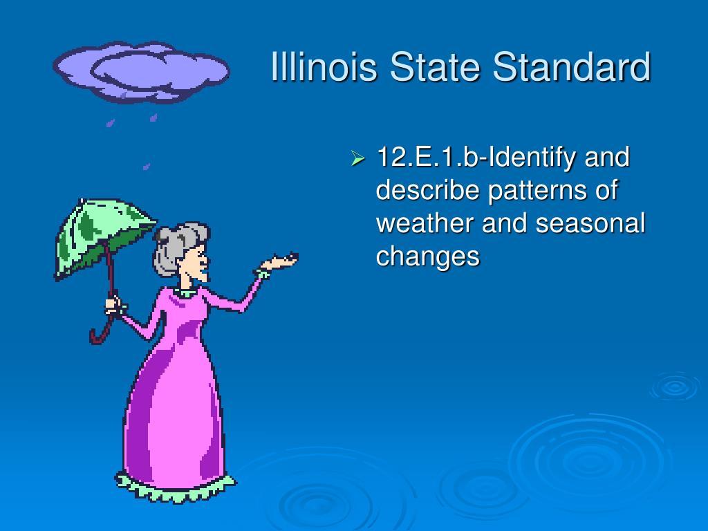 Illinois State Standard