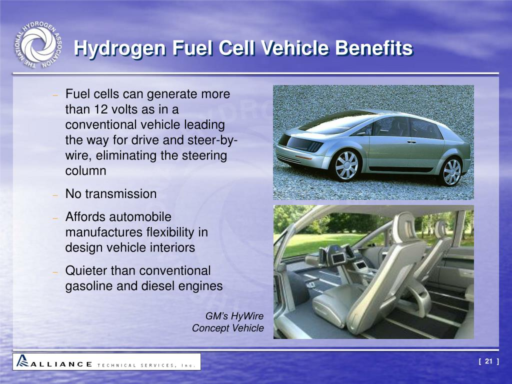 Hydrogen Fuel Cell Vehicle Benefits