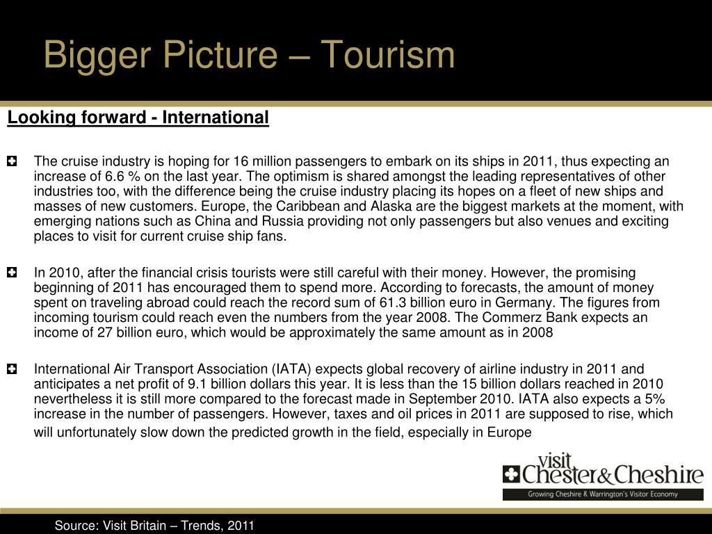 Bigger Picture – Tourism