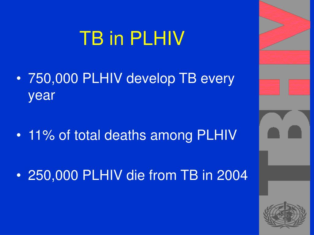 TB in PLHIV