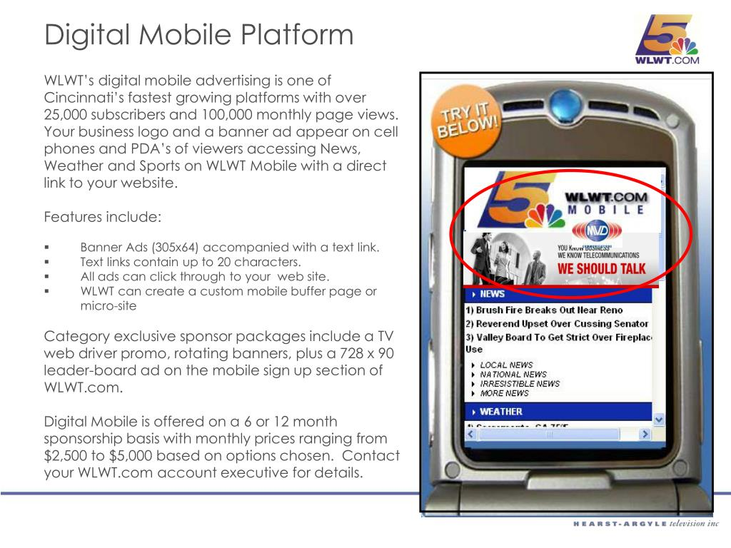 Digital Mobile Platform