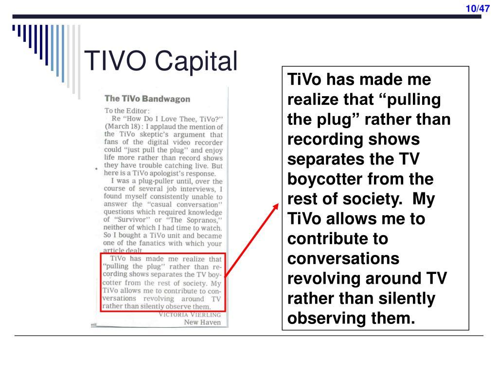 TIVO Capital