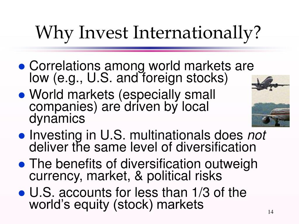 Why Invest Internationally?