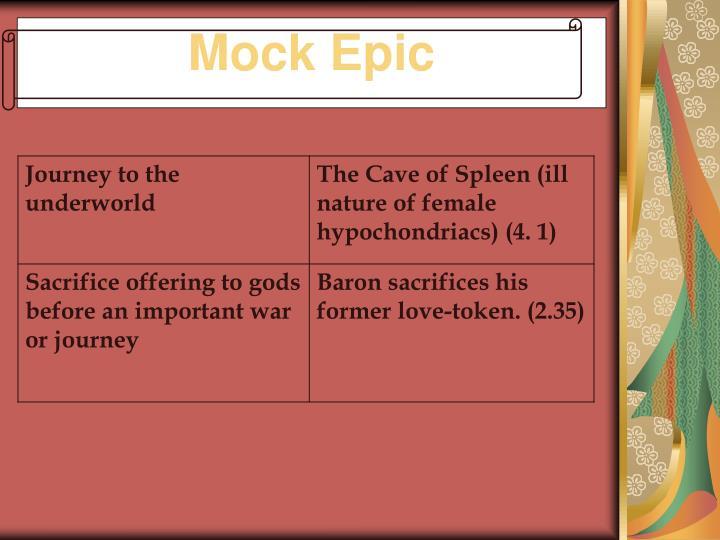 Mock Epic