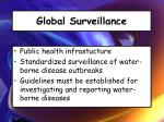 global surveillance