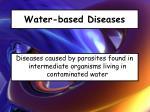 water based diseases