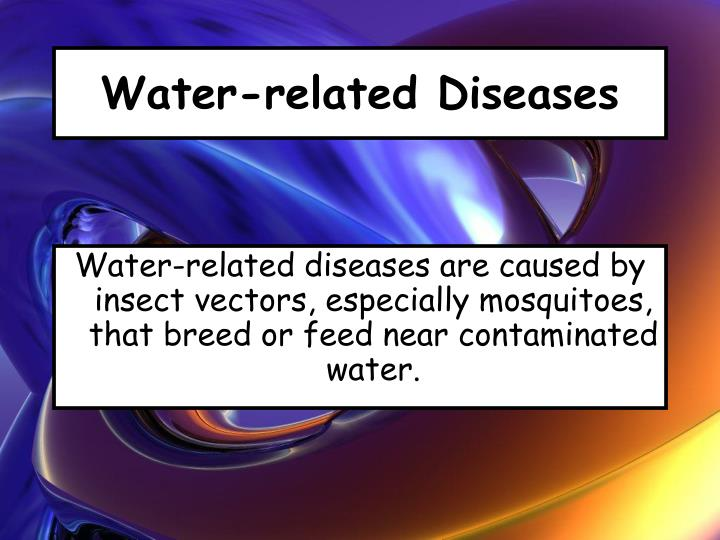 Water-related Diseases