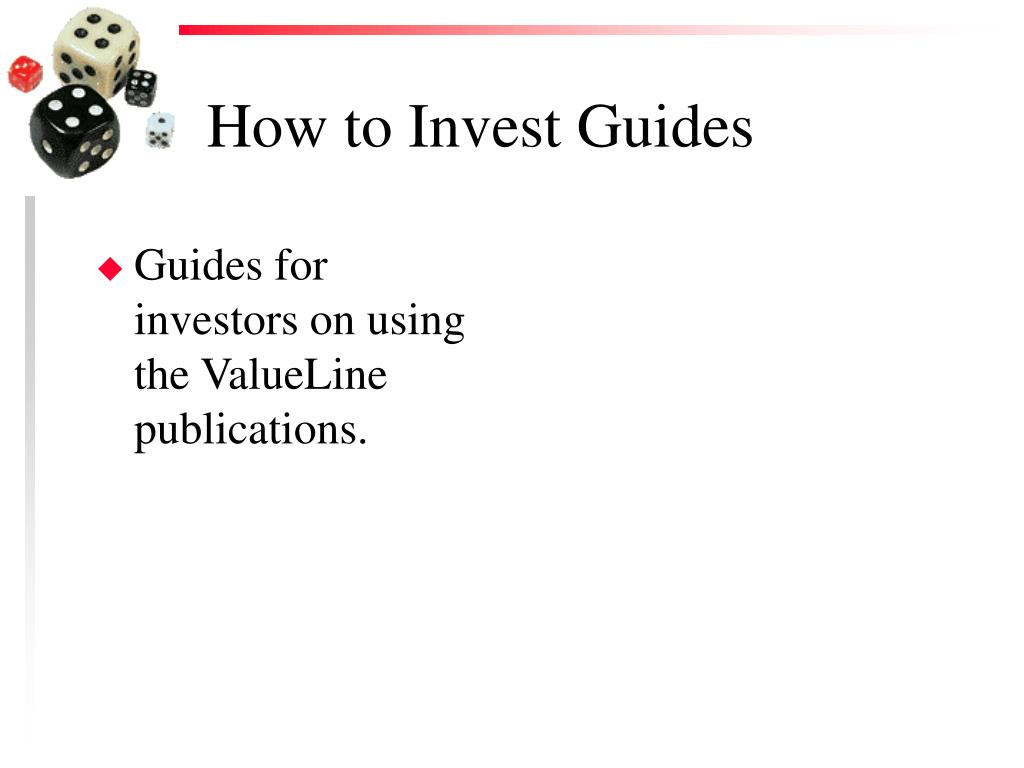 How to Invest Guides