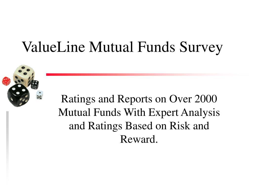 ValueLine Mutual Funds Survey