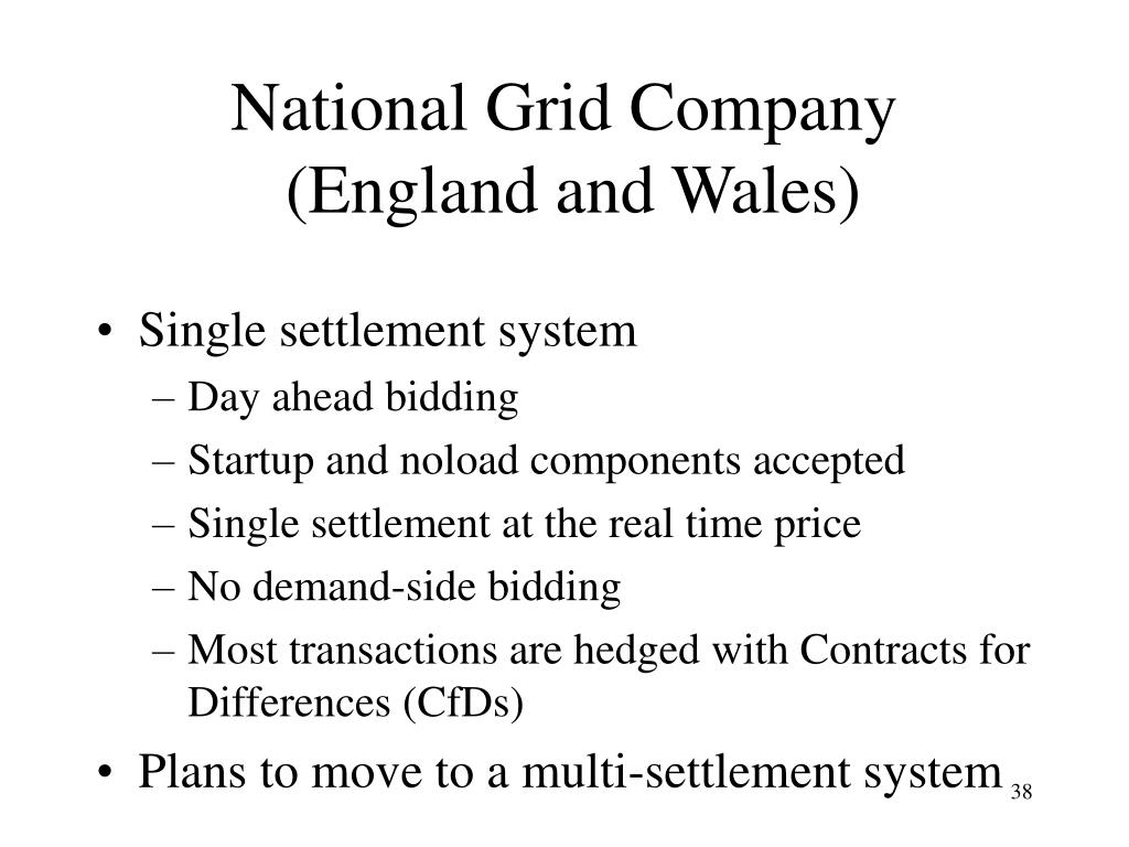 National Grid Company