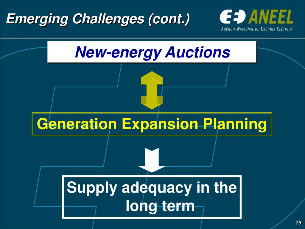 Generation Expansion Planning