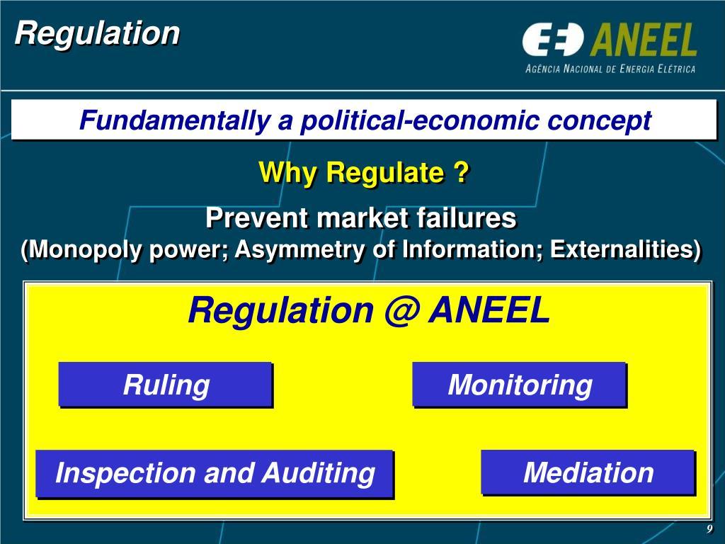Regulation @ ANEEL