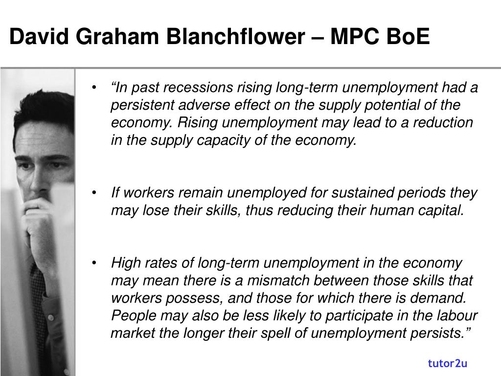 David Graham Blanchflower – MPC BoE