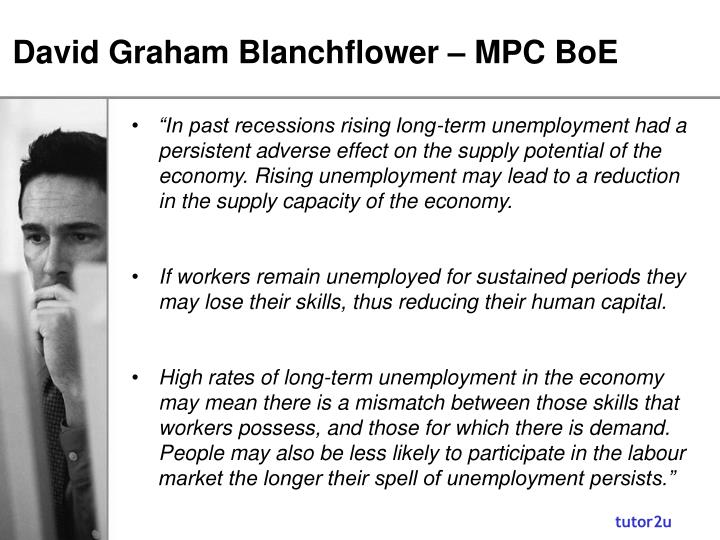 David graham blanchflower mpc boe