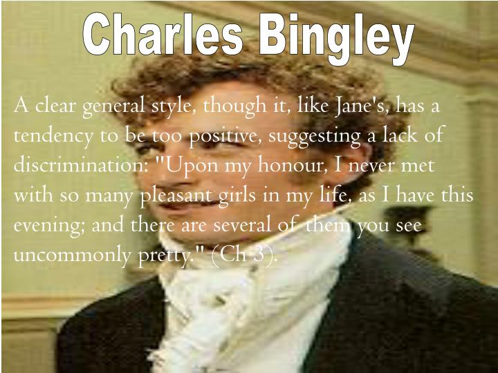 Charles Bingley