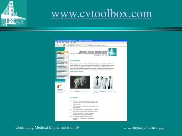 www.cvtoolbox.com