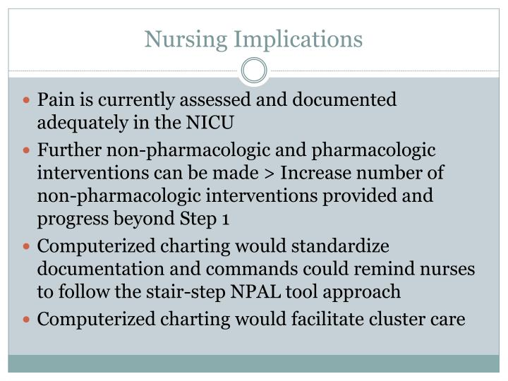 Nursing Implications