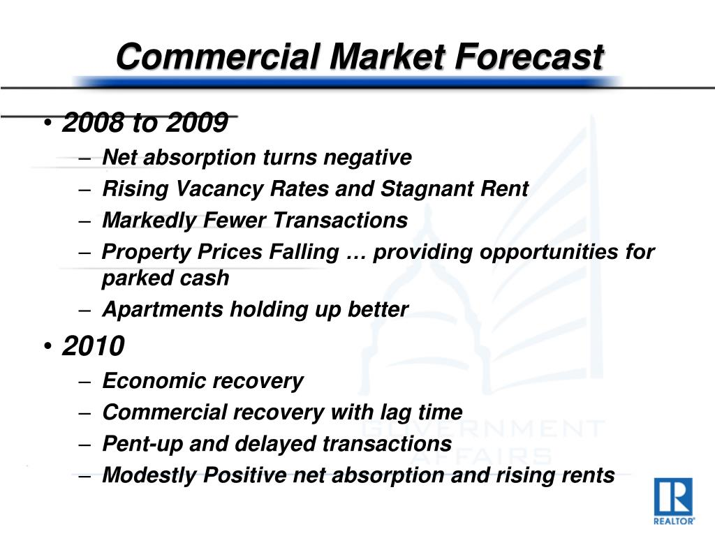 Commercial Market Forecast