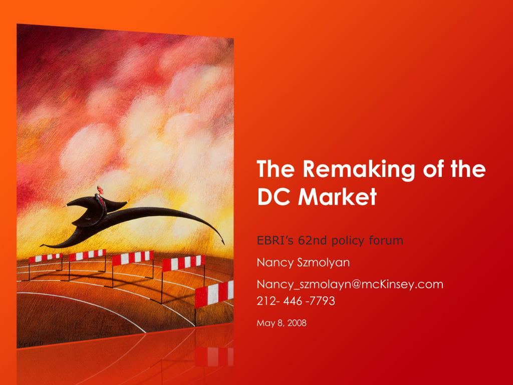 The Remaking of the DC Market