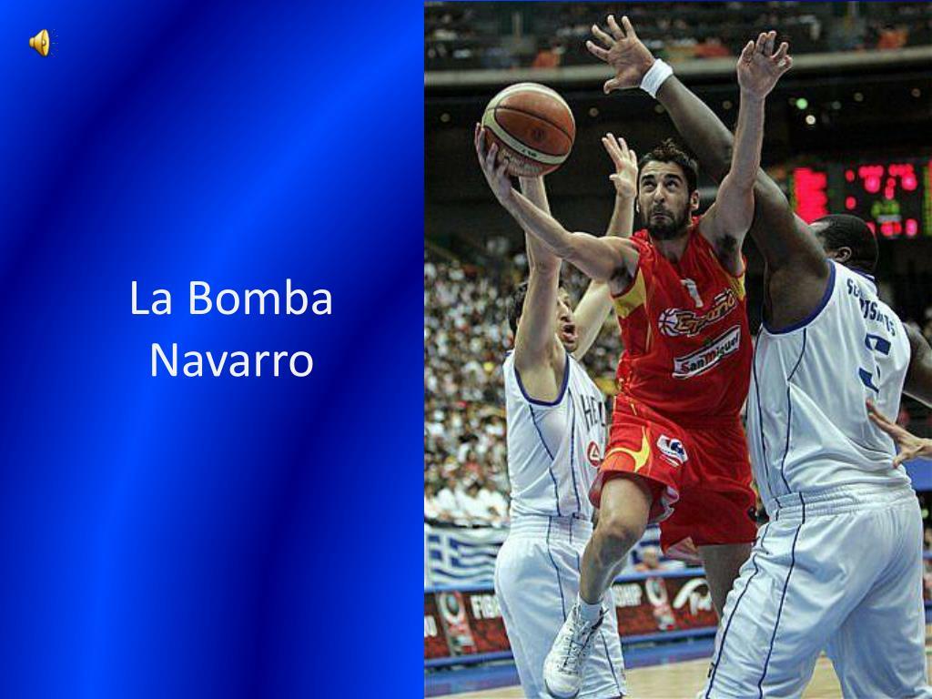 La Bomba Navarro