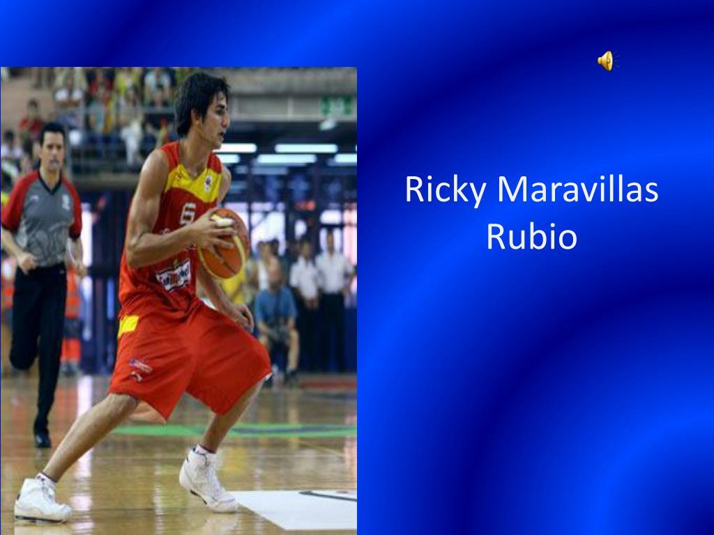 Ricky Maravillas Rubio