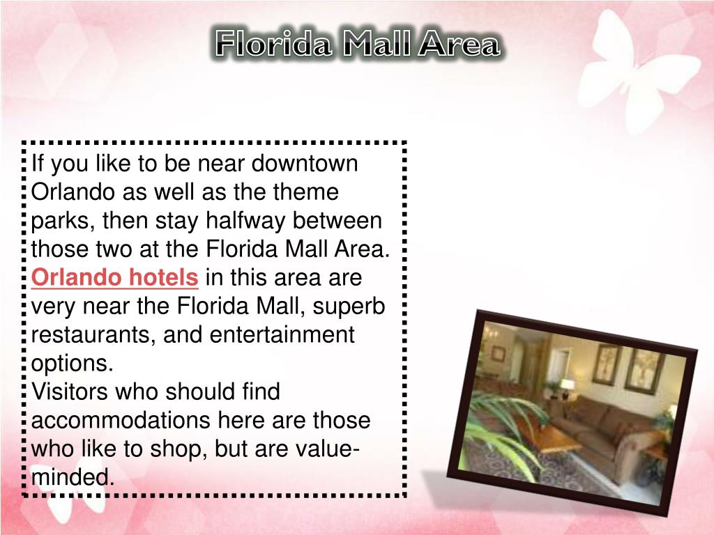 Florida Mall Area