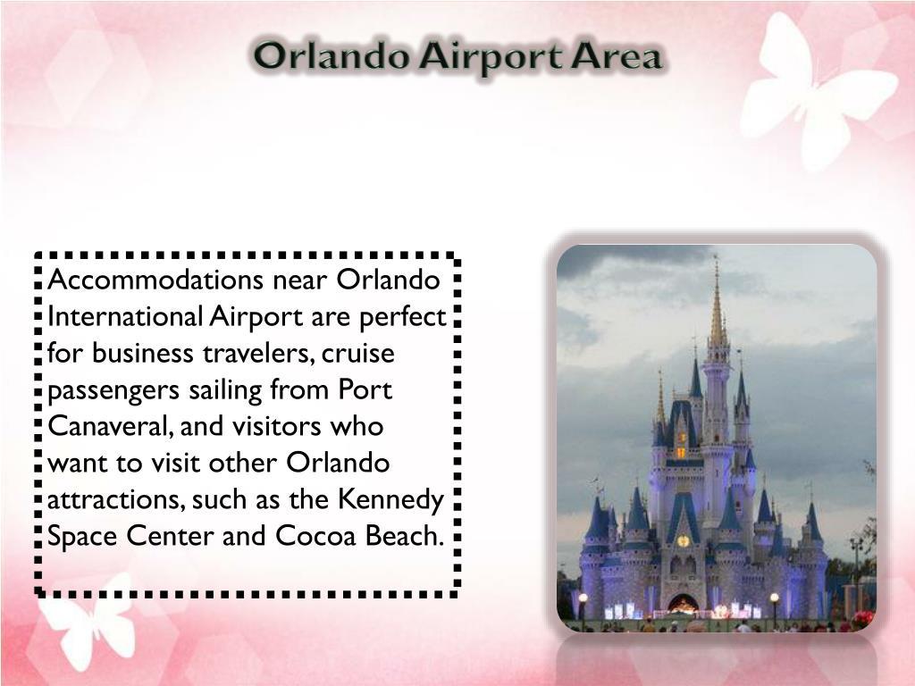 Orlando Airport Area