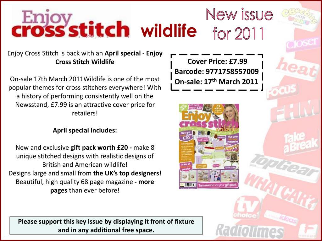 Cover Price: £7.99