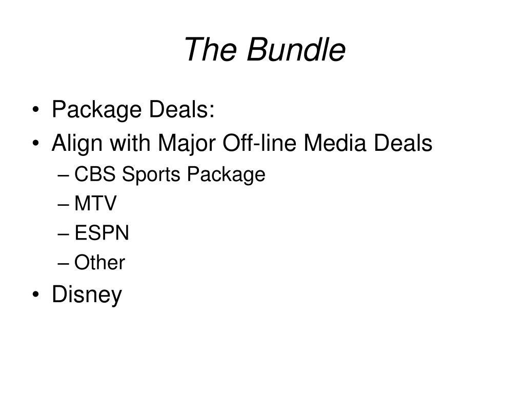 The Bundle