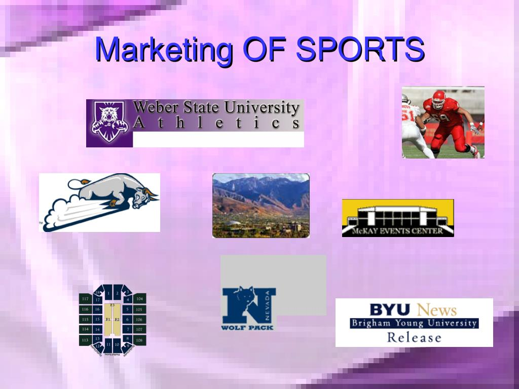 Marketing OF SPORTS