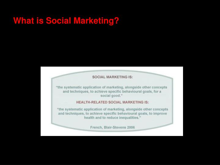What is social marketing l.jpg