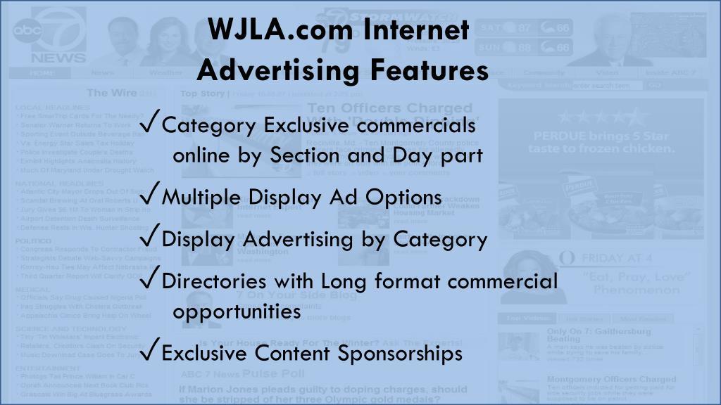 WJLA.com Internet