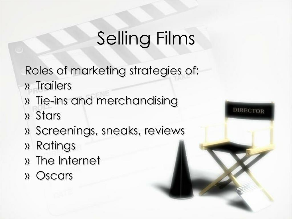 Selling Films
