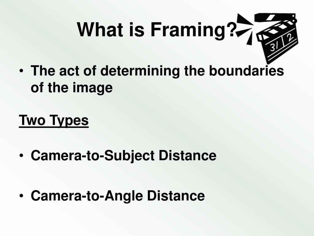 What is Framing?