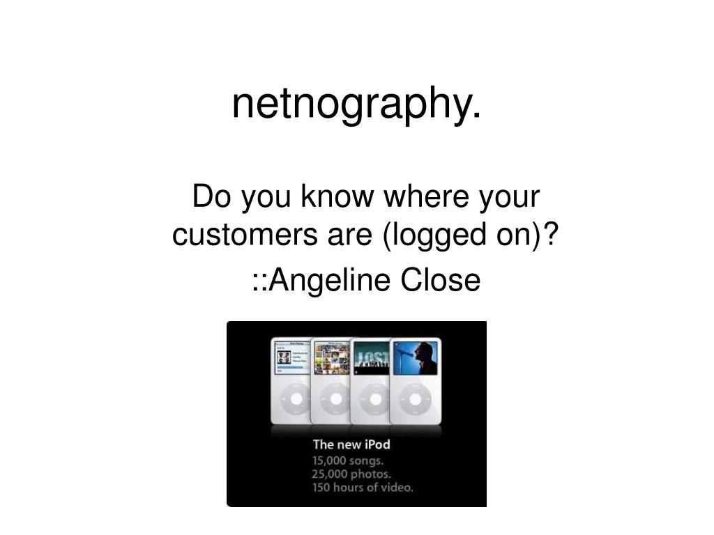 netnography.