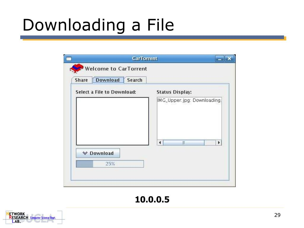 Downloading a File