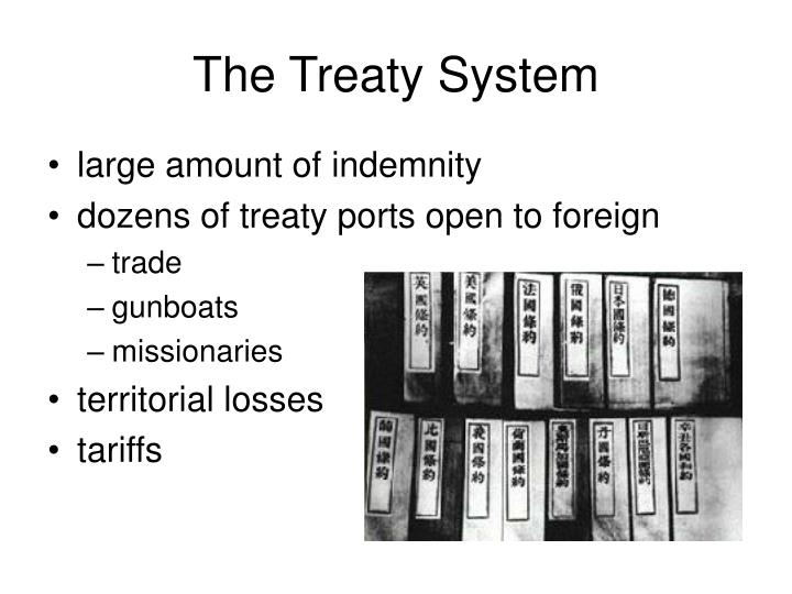 The Treaty System