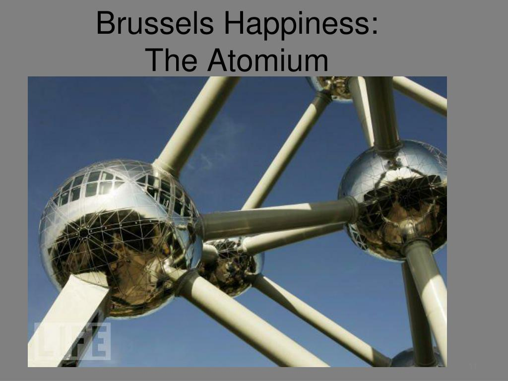 Brussels Happiness:
