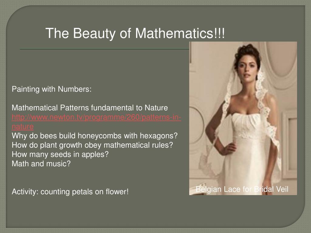 The Beauty of Mathematics!!!