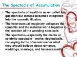 the spectacle of accumulation22