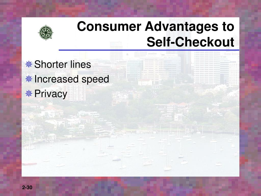 Consumer Advantages to